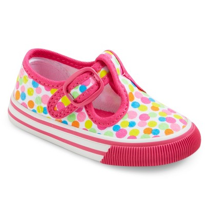 Infant Girl's Genuine Kids from OshKosh™ Amina Sneakers - Rainbow 2