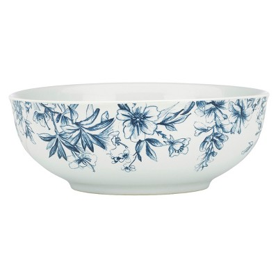 Kathy Ireland Home by Gorham Natures Song Vegetable Bowl