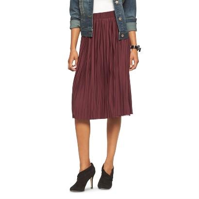 UPC 030121239379 - Pleated Midi Skirt Plum Purple S(3-5 ...