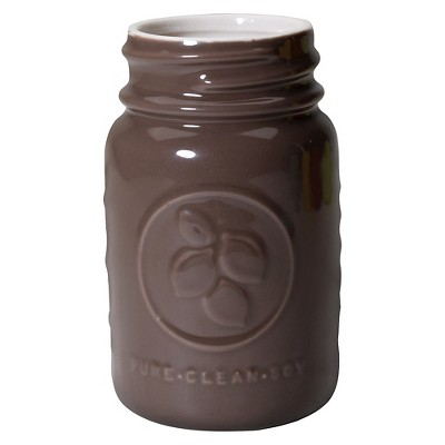 PCS Brown Mason Jar