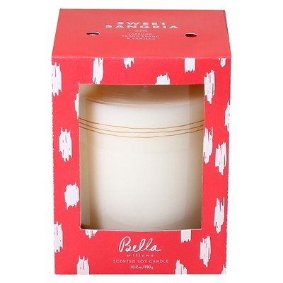 Bella Sweet Sangria Box Candle