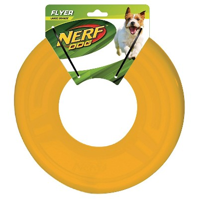 "Nerf Dog Atomic Flyer 10"" Pet Toy"