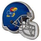 NCCA Helmet Pillow Kansas - Multicolor (15x12)