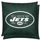 NFL 2 Pack Pillow Jets - Multicolor (14x14)