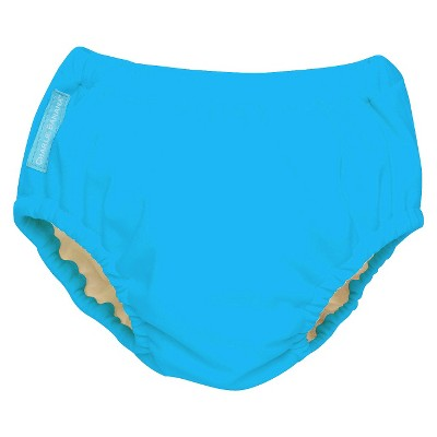 Charlie Banana Reusable Swim Diaper - Size X-Large, Turquoise