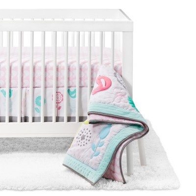 Circo® 4pc Crib Bedding Set - Burst of Spring