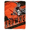 NFL Micro Throw Browns - Multicolor (46x60)