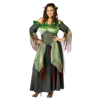 Women's Mother Nature Plus Size Costume XX-Large