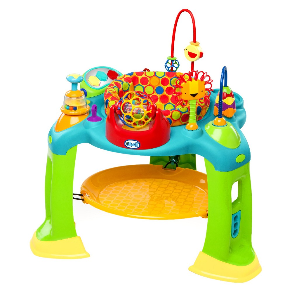 Oball Bounce-O-Bunch Activity Center, Multi-Colored