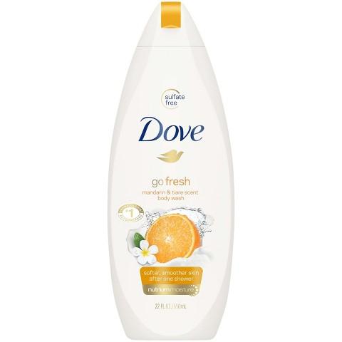 Dove go fresh revitalize body wash 22 oz product details page
