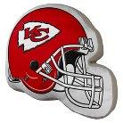 NFL Helmet Pillow Chiefs - Multicolor (15x12)
