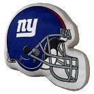 NFL Helmet Pillow NY Giants - Multicolor (15x12)