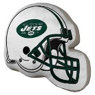 NFL Helmet Pillow Jets - Multicolor (15x12)