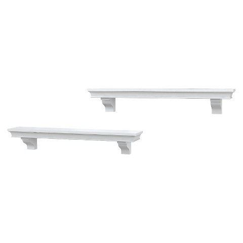 Threshold™ Traditional Shelf Set of 2