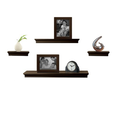 Threshold™ Traditional Shelf and Frame Set of 6