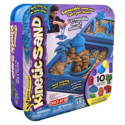 Wacky-tivities - Kinetic Sand – Beach Fun Playset