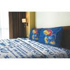 NCAA Full Sheet Set Kansas - Multicolor (Full)