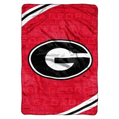 NCAA Blanket Georgia - Multicolor (62X90)