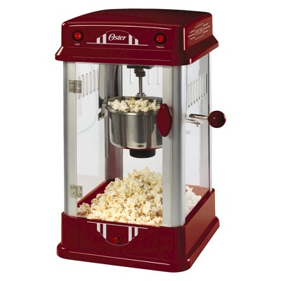 Oster® Old Fashioned Theater-Style Popcorn Maker, Red, FPSTPP7310WM-NP