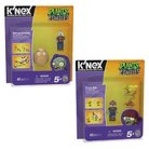 K'NEX® Plants vs. Zombies Walnut Bowling Building Set/Pirate Ship Biulding Set