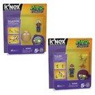 K'NEX® Plants vs. Zombies Walnut Bowling Building Set/Pirate Ship Biulding Set