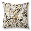 2 Pack Paisley Pillows