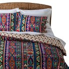 Mudhut™ Talavera Comforter Set - Multicolored (Full/Queen)