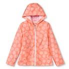 Girls' Polka Dot Windbreaker Jacket