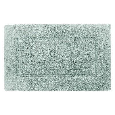"Kassatex Elegance Bath Rug - Seafoam (21X34"")"
