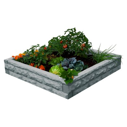 Good Ideas Garden Wizard Raised Bed Garden