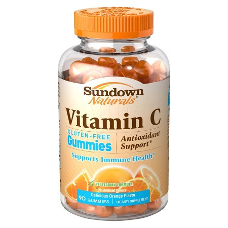 Sundown Naturals® Vitamin C Gummies - 90 Count : Target