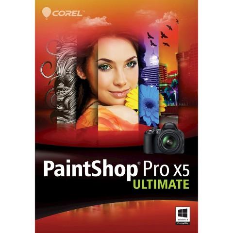 Corel paintshop pro x5 ultimate