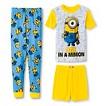 Boys' Despicable Me 3-Piece Mix & Match Pajama Set