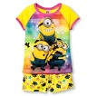Girls' Despicable Me Short Pajamas