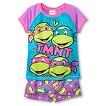 Girls' Teenage Mutant Ninja Turtles Pajamas