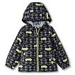 Toddler Boys' Cars Windbreaker - Black