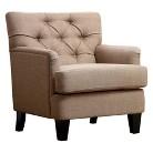 Abbyson Living Lyla Tufted Club Chair