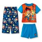 Disney&#174 Toddler Boys' Jake and the Neverland Pirates 3-Piece Mix & Match Pajama Set