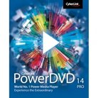 Cyberlink PowerDVD 14 Pro Electronic Software Download (PC Software)