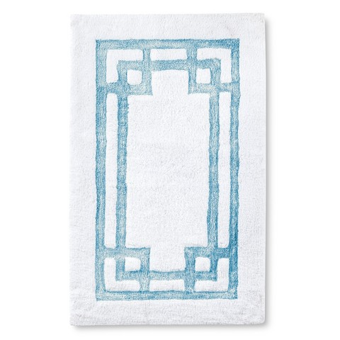 Perfect Made Here Fret Pattern Bath Rug Collection  Walmartcom