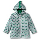 Infant Toddler Boys's Alligator Raincoat - Platinum