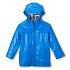 Newborn Toddler Boys' Rain Coats Sneaky Blue