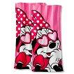 Disney 2 Pack Minnie Heart Shades Beach Towel - Pink