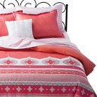 Xhilaration™ Ogee Bed-In-A-Bag - Pink (Twin)