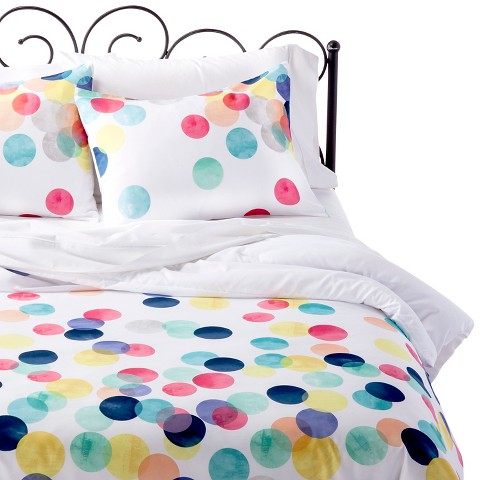 Polka Dot Bedding Totally Kids Totally Bedrooms Kids