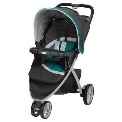 Graco Pace Click Connect Stroller - Smarties