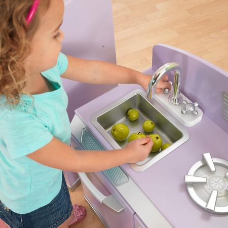 Kidkraft® Lavender Kitchen and Refrigerator : Target