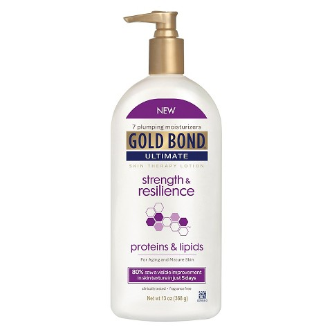 Gold bond strength and resilience lotion 13 oz target - Geldt bold ...