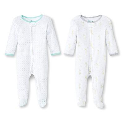 Newborn Nightgown - Multicolor 0-3 M