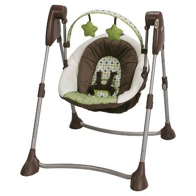 Graco Swing By Me Portable Swing - Barlow